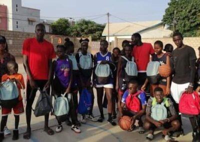 distribution des kits de rentree somone keur bassin arcachon 07 - Association Somone Keur Bassin